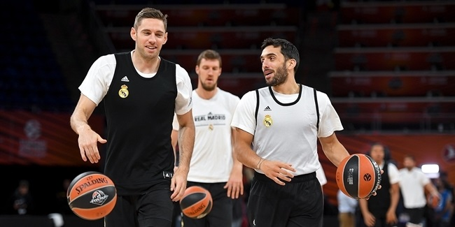 Final Four Vitoria-Gasteiz 2019: Saturday, Teams practices