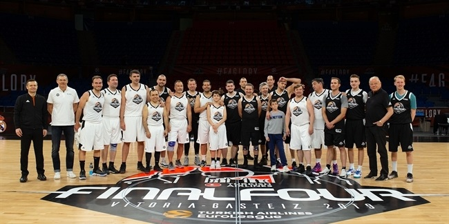 Final Four Vitoria-Gasteiz 2019: Platinum & Ambassadors Game