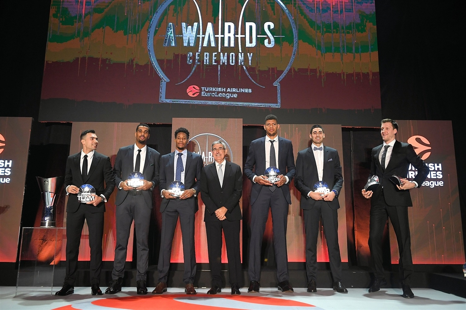 2018-19 Awards Ceremony - Final Four Vitoria-Gasteiz 2019 - EB18