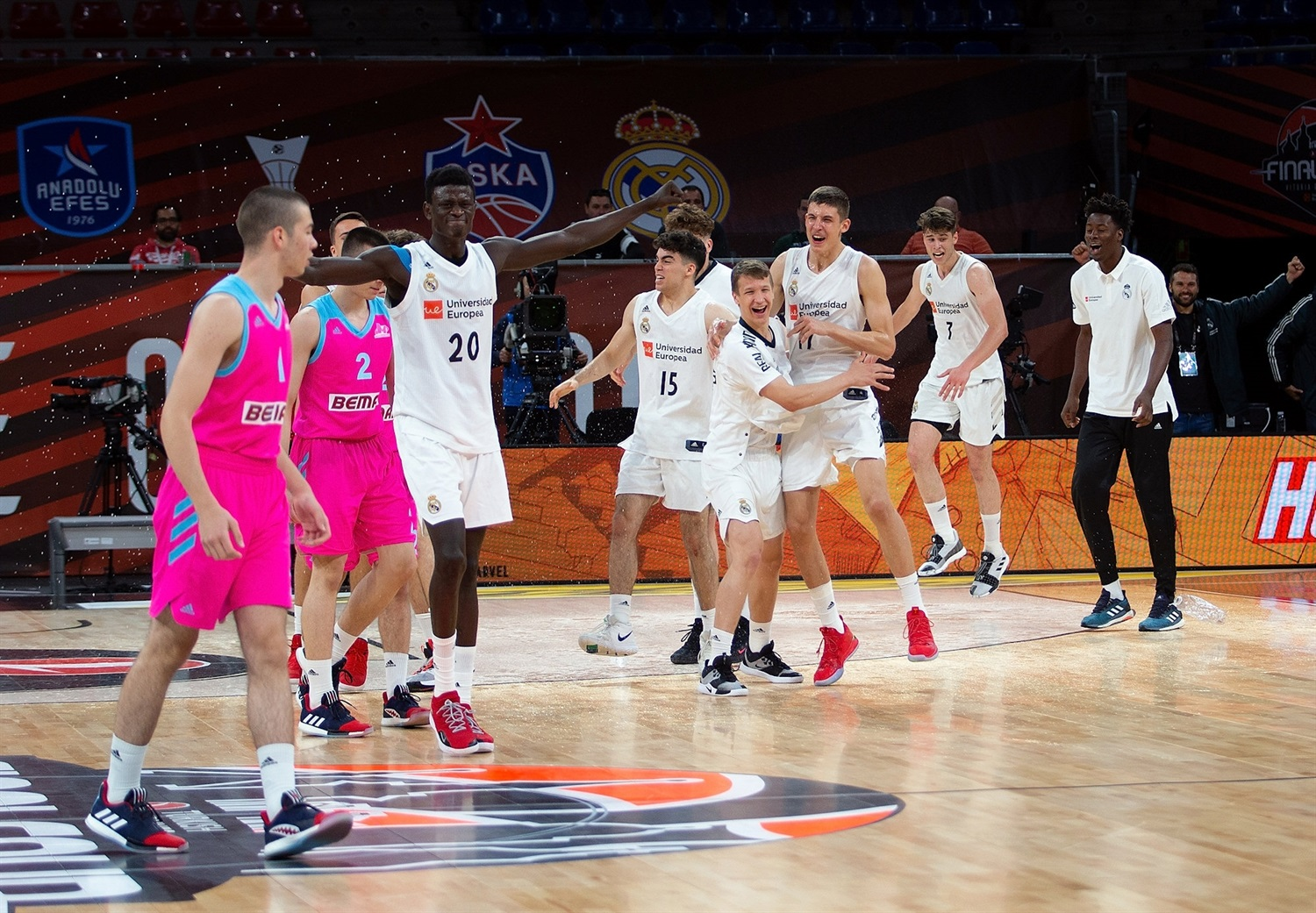 U18 Real Madrid Champ ANGT 2019 - ANGT Final Four Vitoria-Gasteiz 2019 - JT18