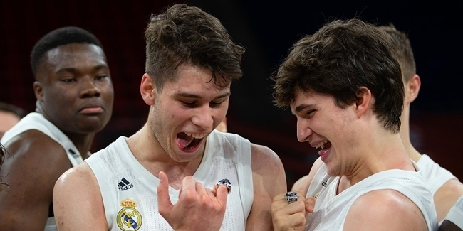 MVP Nakic of Real Madrid headlines All-Tournament Team
