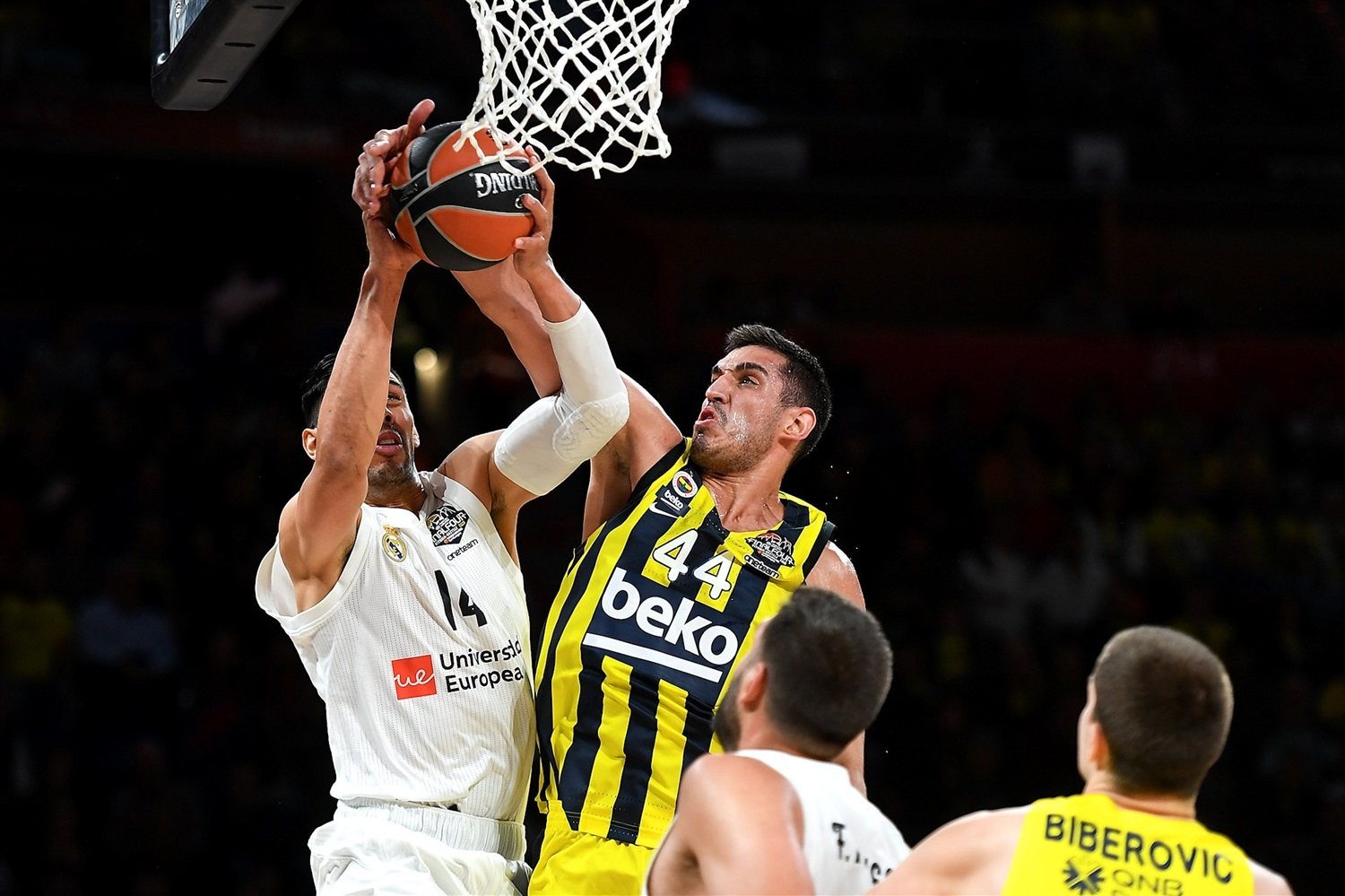 Gustavo Ayon - Real Madrid - Final Four Vitoria-Gasteiz 2019 - EB18