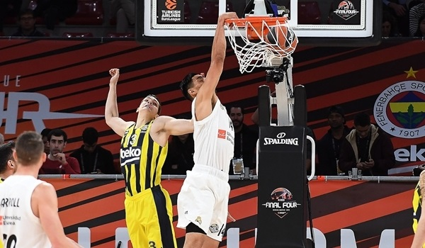 Real beats Fenerbahce to finish third