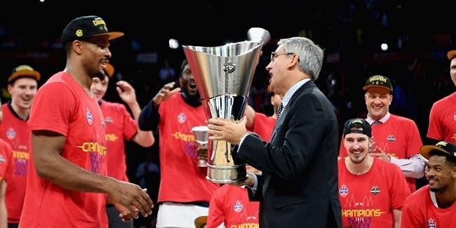 Euroleague Basketball thanks local institutions
