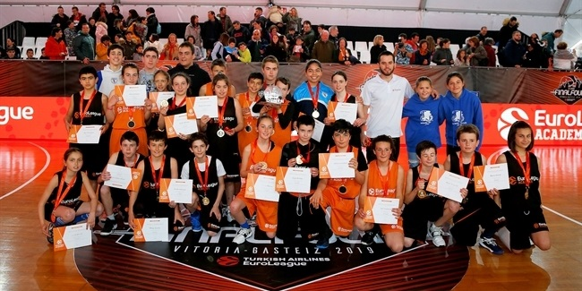 Final Four Vitoria-Gasteiz 2019 - EuroLeague Academy at FanZone