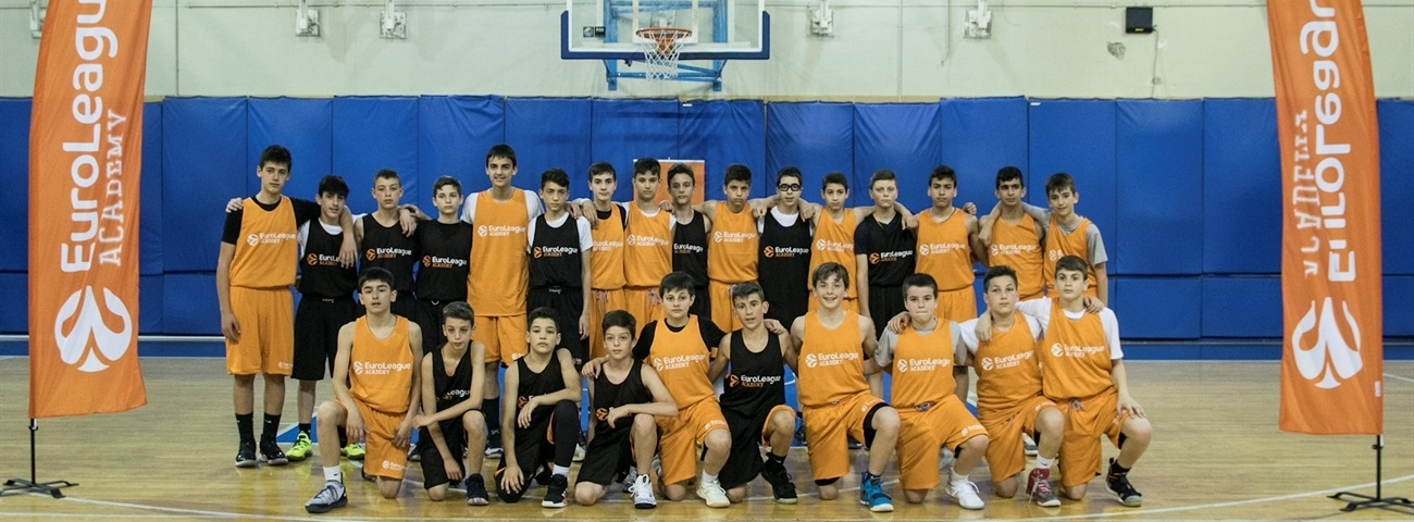 Panathinaikos helps launch new EuroLeague Academy tournament