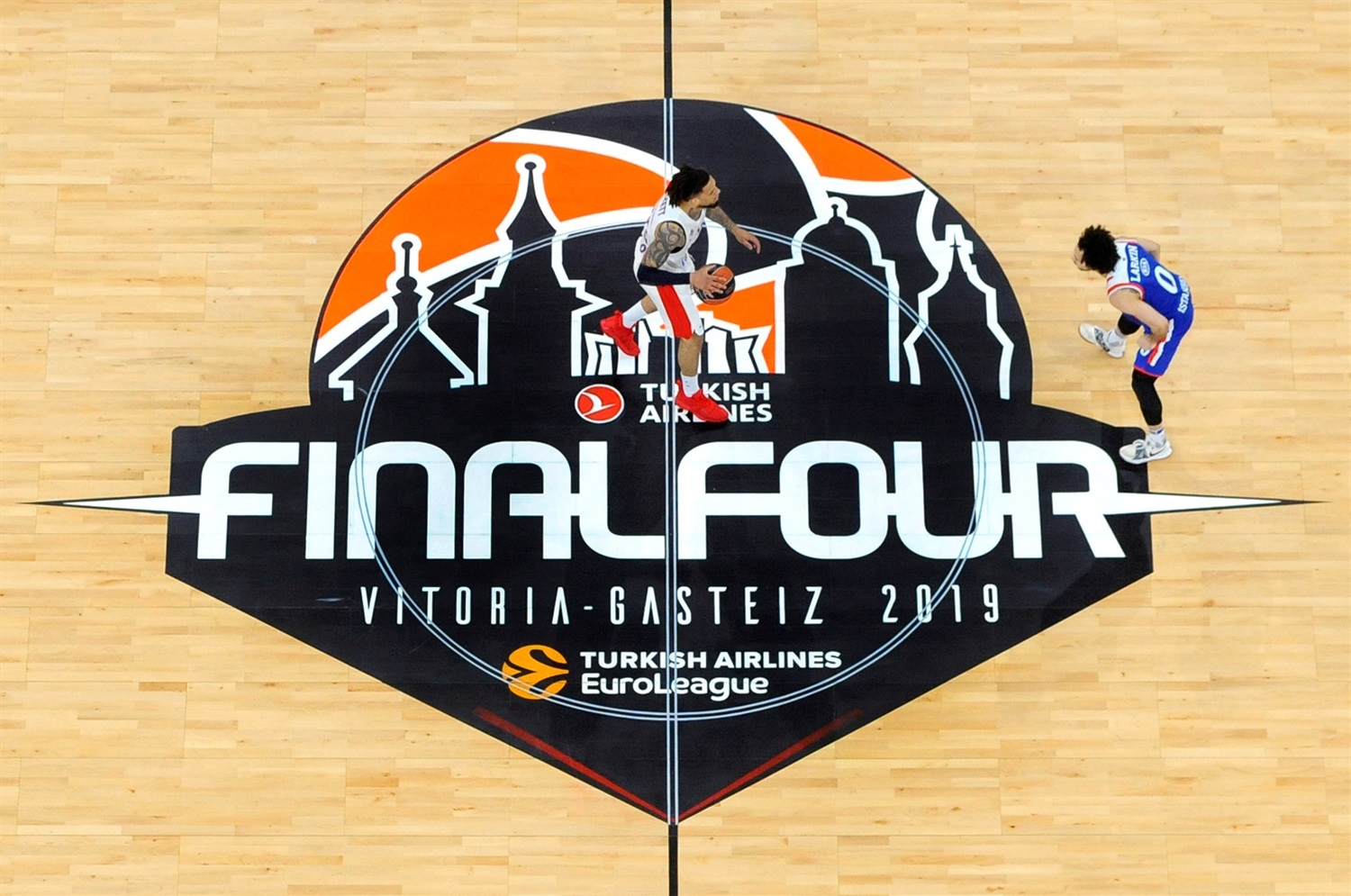 Final, Efes vs. CSKA - Final Four Vitoria-Gasteiz 2019 - EB18