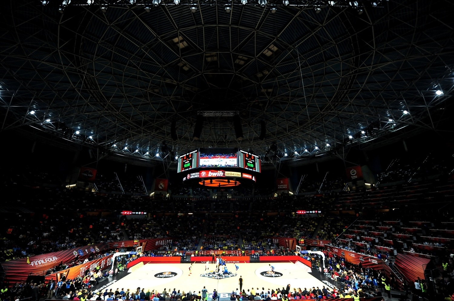 Final , Efes vs. CSKA - Final Four Vitoria-Gasteiz 2019 - EB18