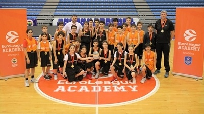 FMV Isik Erenkoy takes EuroLeague Academy Tournament in Istanbul