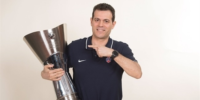 Coach of the Year: Dimitris Itoudis, CSKA Moscow
