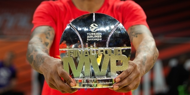 Final Four Vitoria-Gasteiz 2019 - Will Clyburn, MVP