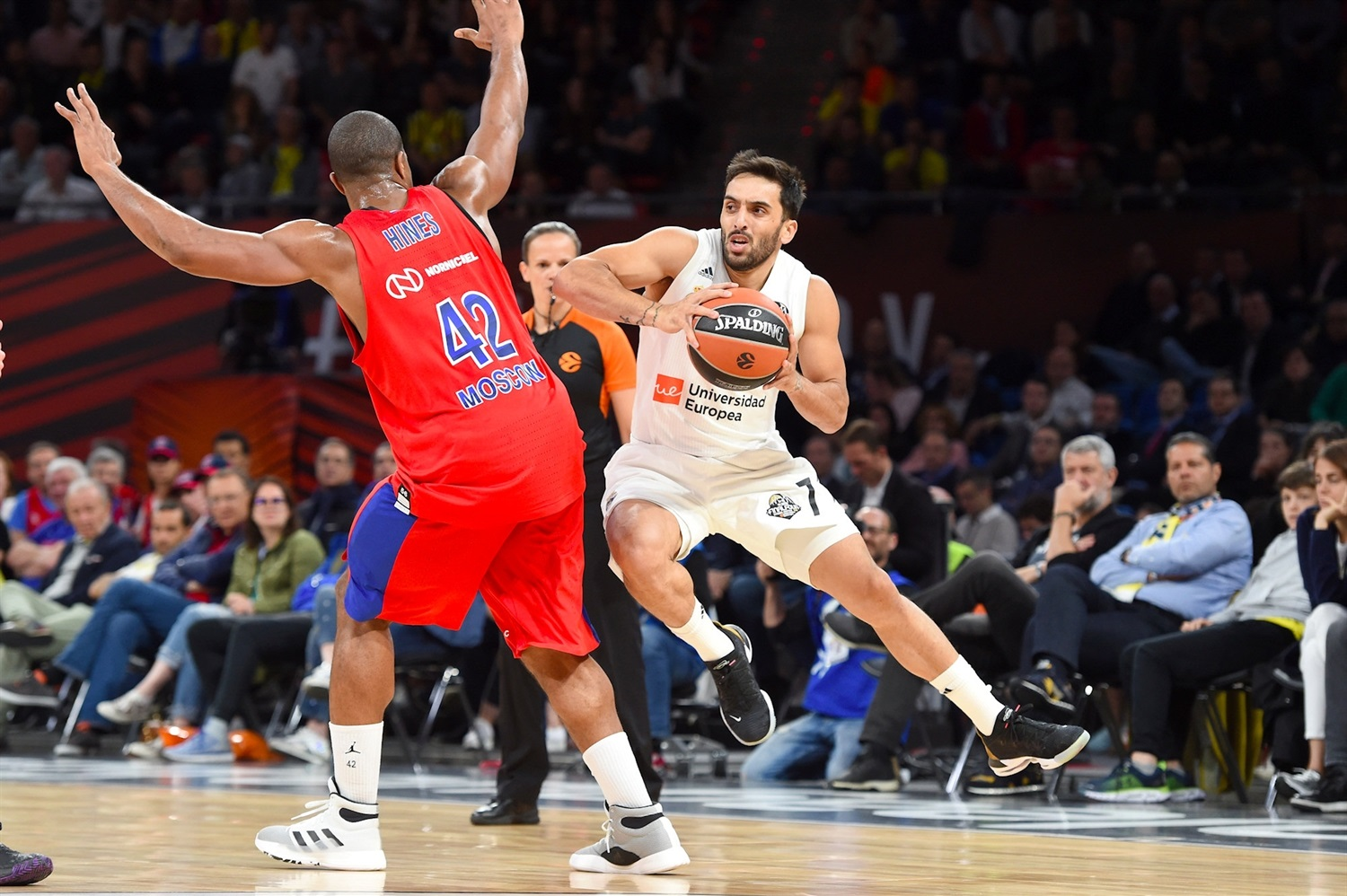 Facundo Campazzo - Real Madrid - Final Four Vitoria-Gasteiz 2019 - EB18