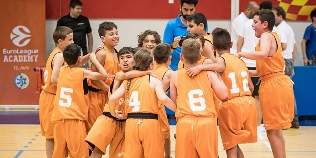 EuroLeague Academy in Tel Aviv crowns maiden champion