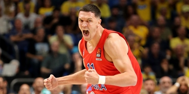 CSKA re-signs veteran Antonov for 2 more seasons