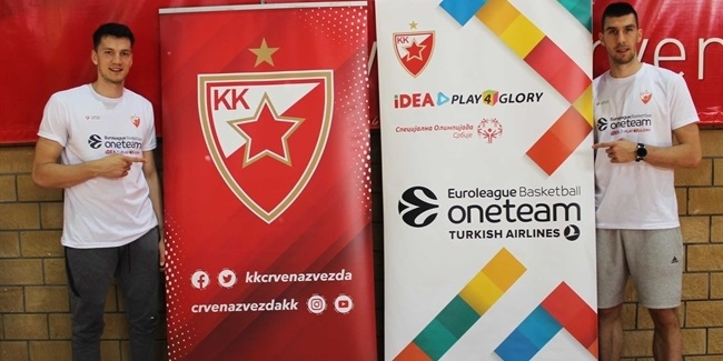 Zvezda star Dobric supports closing One Team session