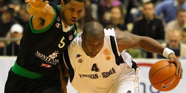 Euroleague Basketball MVP for March: Milt Palacio, Partizan Igokea
