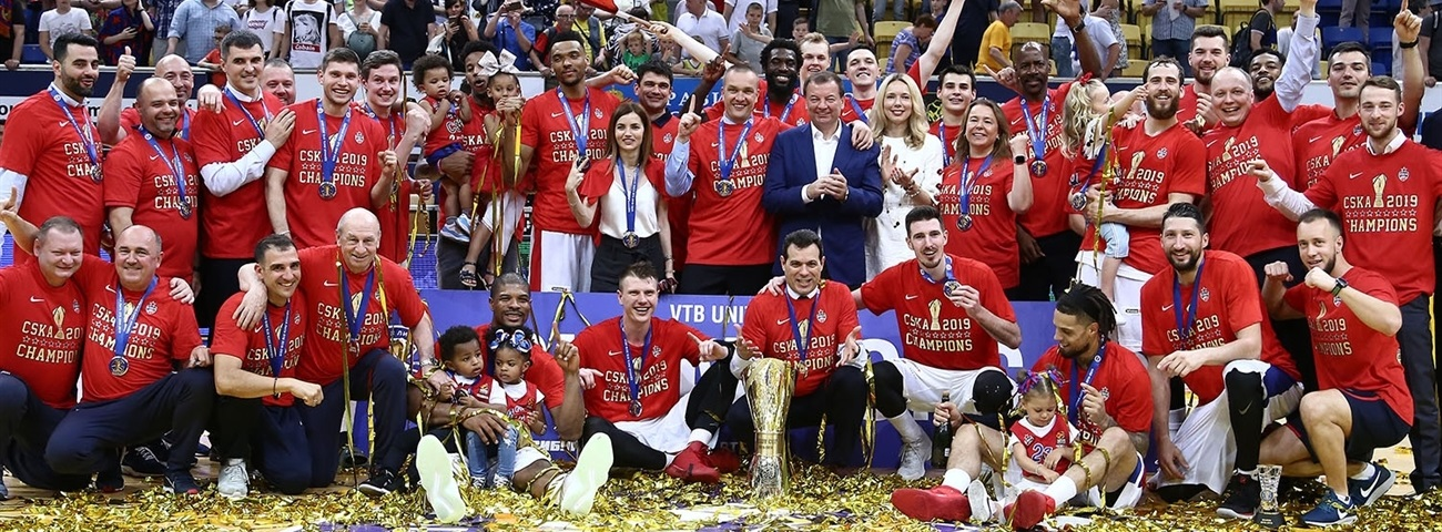 Domestic leagues playoffs: CSKA captures VTB crown