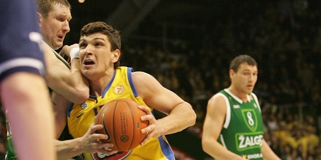 Top 16 Week 2 MVP: Esteban Batista, Maccabi Elite Tel Aviv