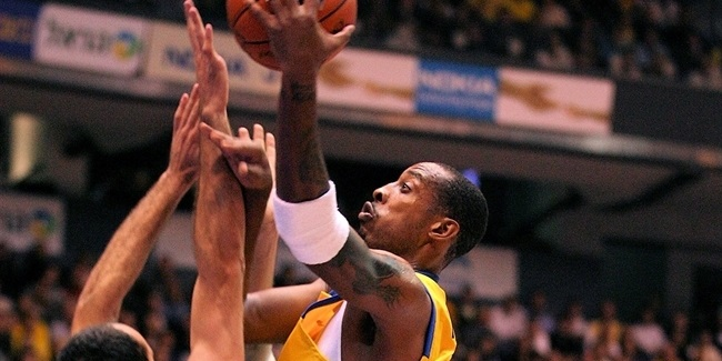 Euroleague Basketball MVP for January: Terence Morris, Maccabi Elite