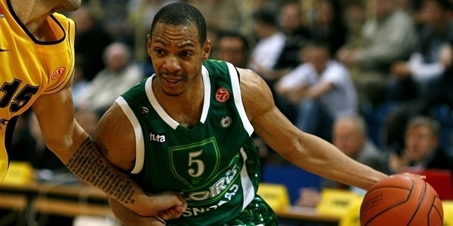 Euroleague Basketball MVP for December: Marcus Brown, Zalgiris Kaunas