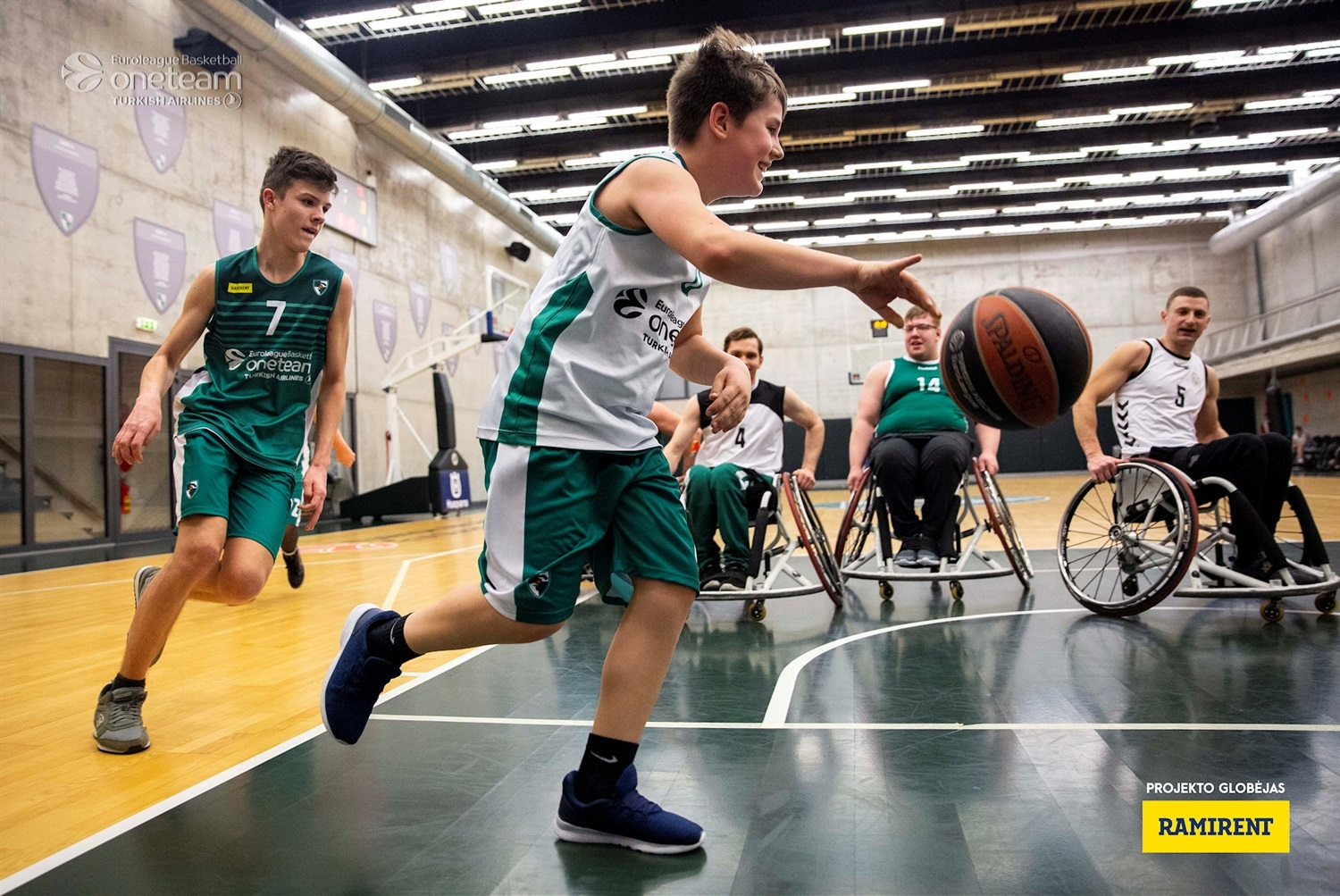 Zalgiris Kaunas One Team Session (photo Zalgiris) - EB18