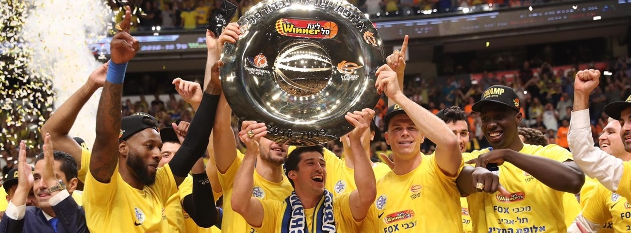 Domestic leagues playoffs: Maccabi repeats as Israeli champion