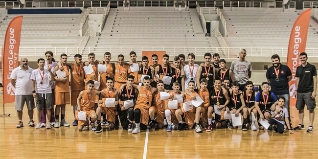 Euroleague Academy season ends on high note in Athens