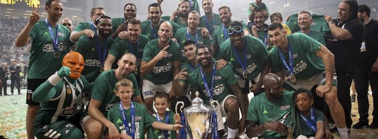 Domestic leagues playoffs: Panathinaikos lifts Greek title