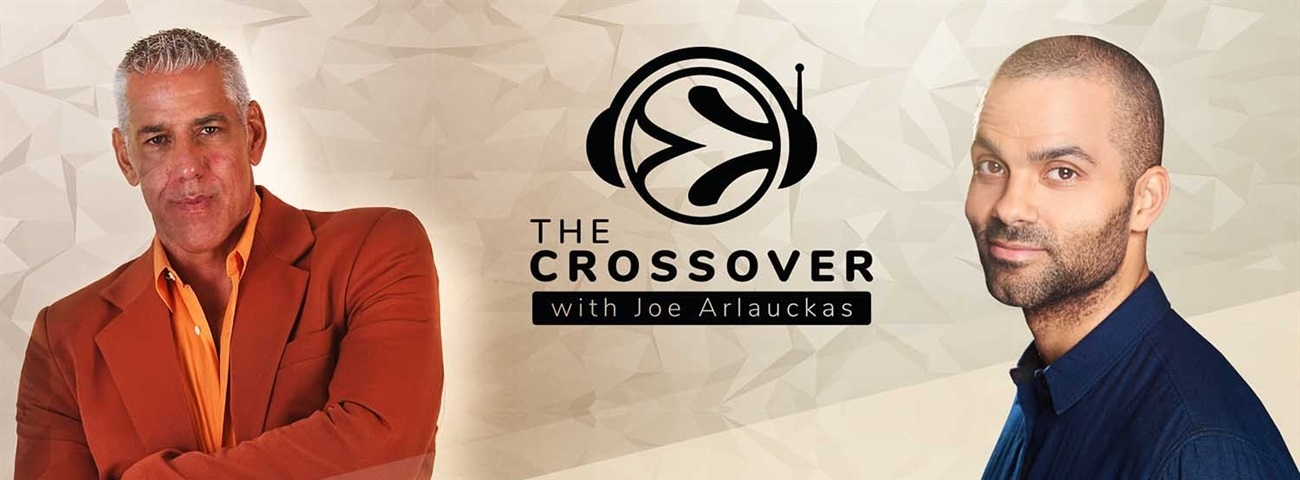 The Crossover podcast with Tony Parker