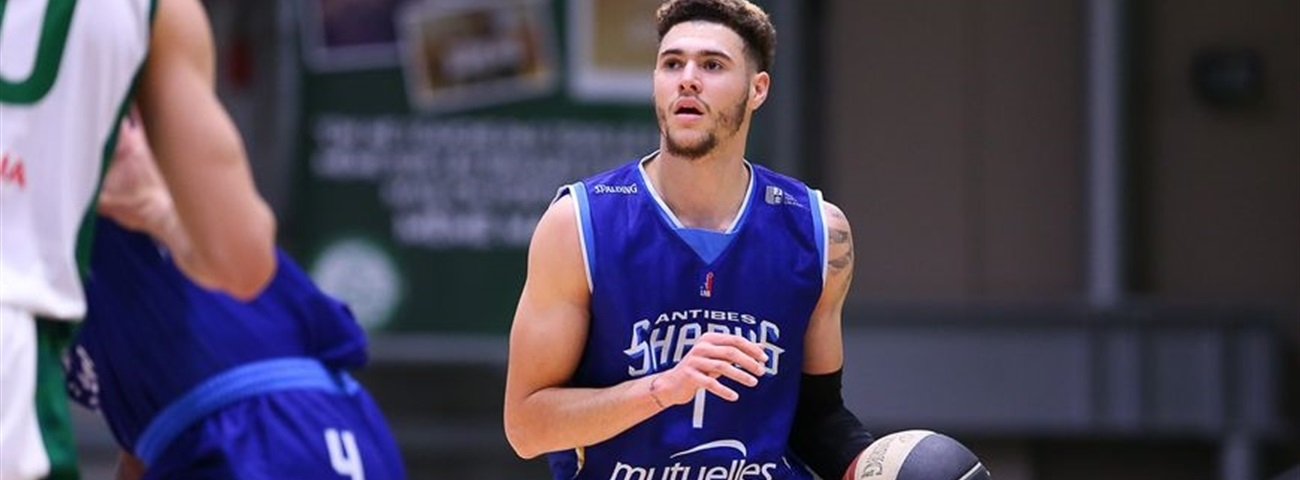 Nanterre signs forward Cordinier