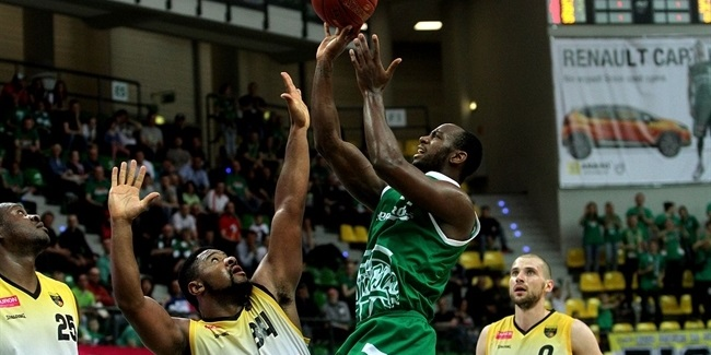 Limoges adds forward Ginyard