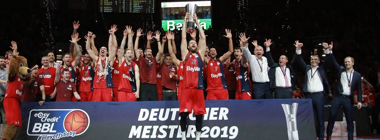 Domestic leagues playoffs: Bayern defends German crown