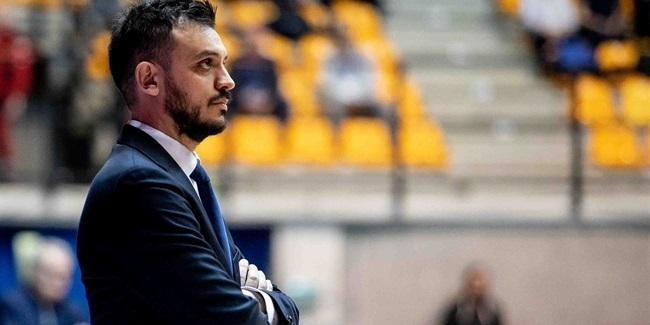 Brienza starts a new era at Trento