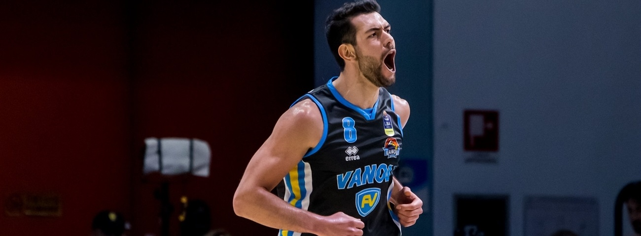 Virtus adds frontcourt depth with Ricci