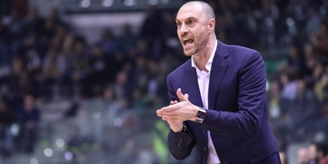 Esposito takes over Brescia bench