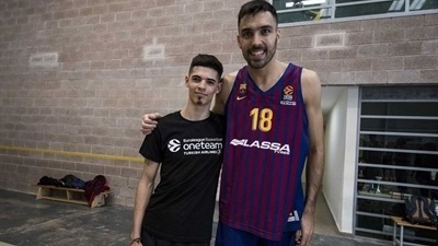 Barcelona changing lives through basketball and One Team