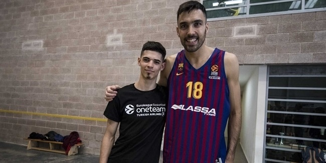 One Team Awards nominee Barcelona changing lives through basketball