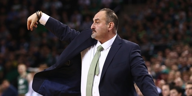 Darussafaka keeps Ernak on its bench