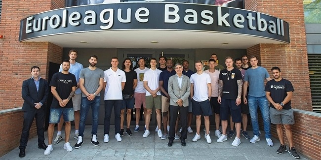 Euroleague Basketball discusses future with EuroLeague players