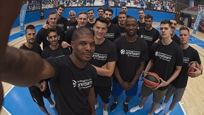 Players tip off annual workshops with One Team session