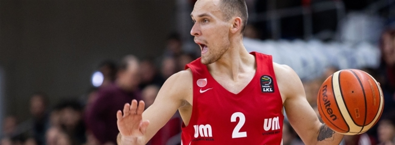 Rytas adds Lithuanian League assists leader Bickauskis