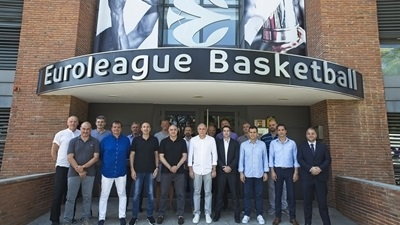 EuroLeague head coaches look to the future at annual meeting