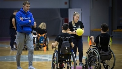 Arka boosts wheelchair users with One Team
