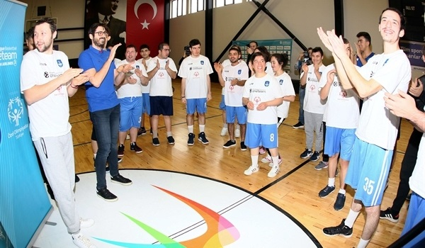 Efes focuses on disability with One Team