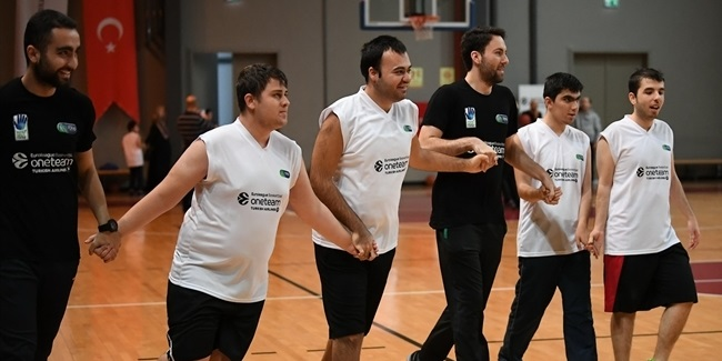 Tofas backs Autism with One Team