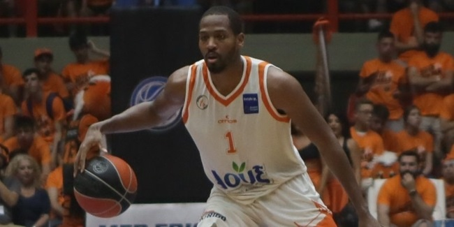 Promitheas re-signs guard Hall