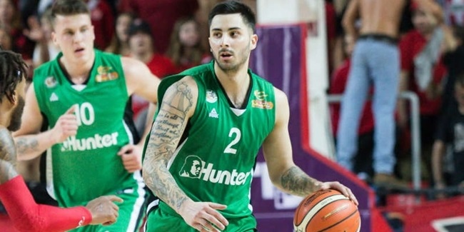 Zalgiris puts Perez in backcourt