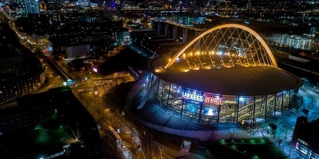 Cologne, Germany will host the 2020 Final Four!