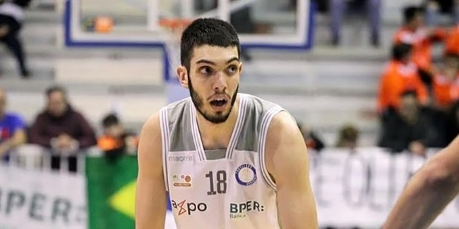 Brescia adds young big Guariglia