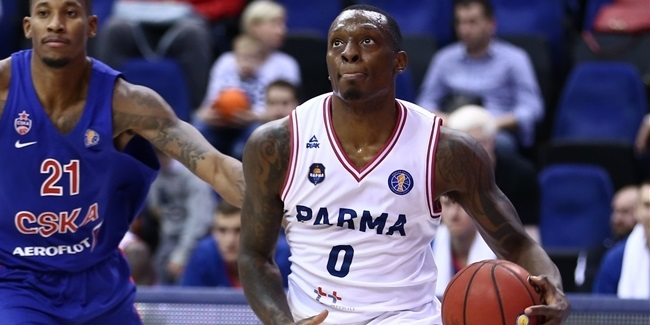 Virtus inks Italian League top scorer Gaines